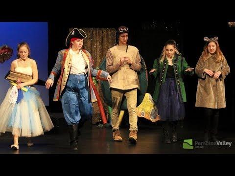 Pembina Valley Online: NPC Showcases Alice In Wonderland