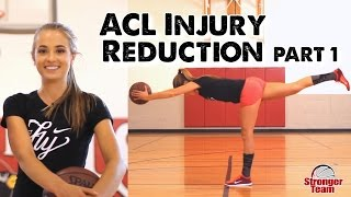 acl injury reduction for female athletes part 1 strength w rachel demita