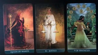 Tarot Reading 12 December 2015   Psychic Tarot Cards and Numerology: 3