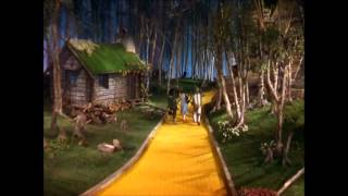 The wizard of Oz (Movie)  Death Hanging Scene.