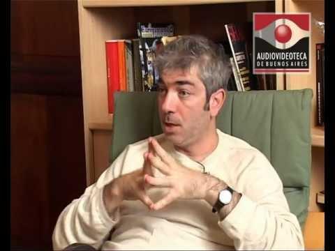 Marcelo Birmajer - Audiovideoteca de Escritores