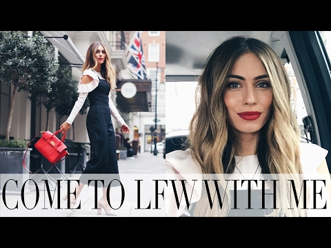 SIT FRONT ROW WITH ME | Lydia Elise Millen