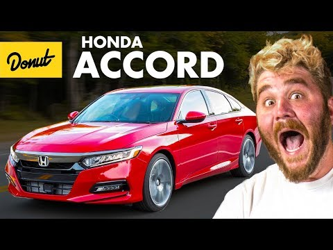 Honda Accord - Everything You Need to Know | Up to Speed