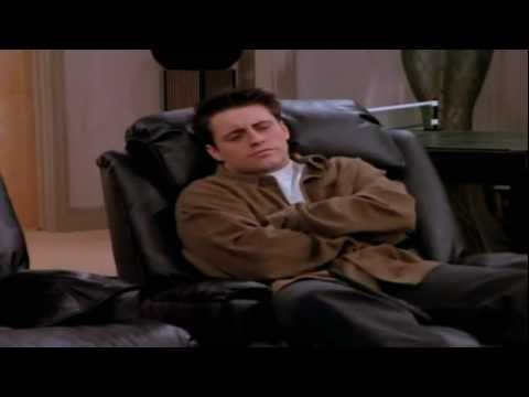Joey and Chandler Apart (Eric Carmen - All By Myself).