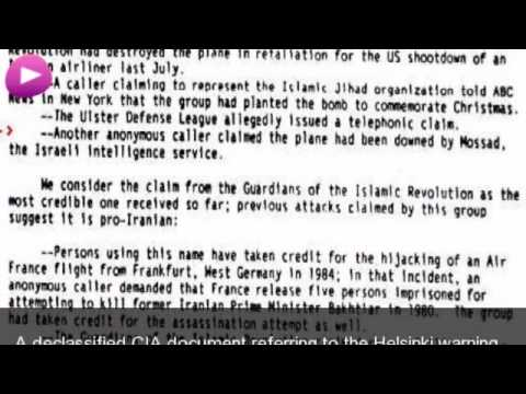 Pan Am Flight 103 Wikipedia travel guide video. Created by http://stupeflix.com