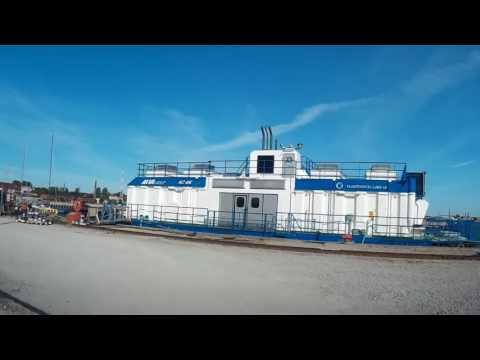 Port Noblessner Tallinn Estonia