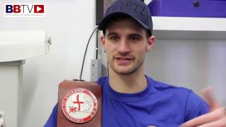 Matty Ryan - New English Champion