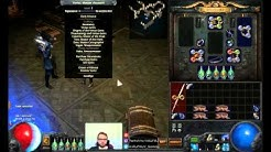 Path of Exile: Rustic Sash Recipe