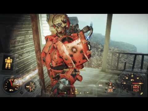 Fallout 4 Far Harbor.  Searching for Ship Breaker