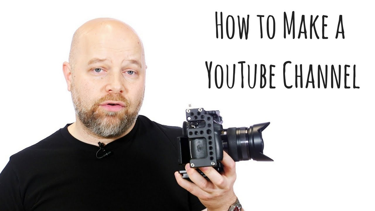 youtube advice how to create a youtube channel