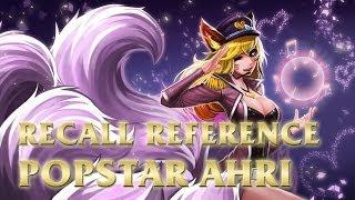 Popstar Ahri