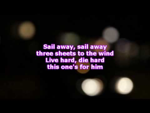Kenny Chesney - Hemingway's Whiskey Lyrics
