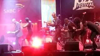 Zonke - Jikizinto (Live at CTJF 2013)
