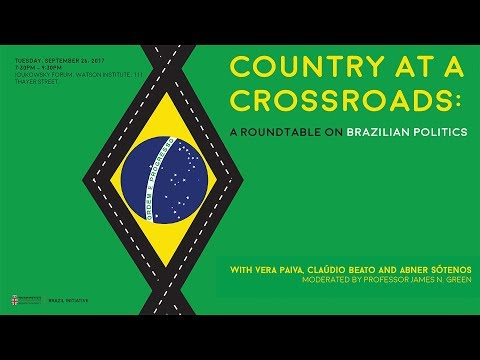 Country at a Crossroads: A Roundtable on Brazilian Politics