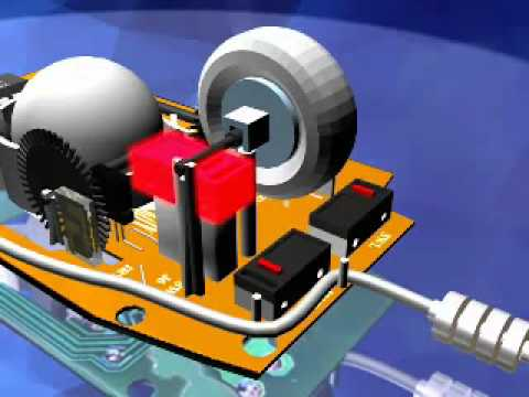 How Machenical Mouse Works Wmv Lec