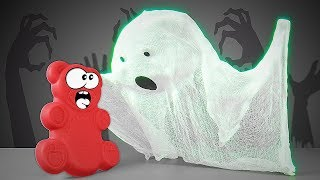 NICE GHOST AND JELLY GUMMY BEAR
