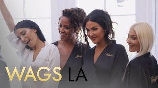 WAGS LA | Nicole Williams & Larry English's Pre-Wedding Rituals | E!