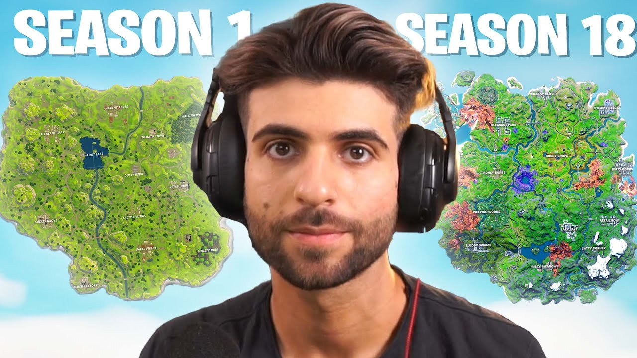 why this Fortnite map doesn't feel the same...