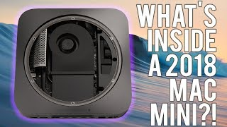 Can You Upgrade the 2018 Apple Mac mini?! - RAM Upgrade Tutorial and Teardown