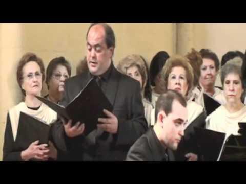 Orfeón Cajasur Conc Canciones Populares en La Magdalena 2ª parte 22 04 2010
