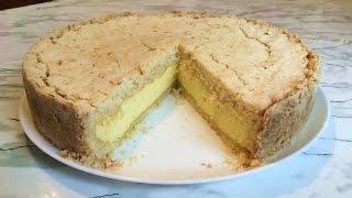 Королевская Ватрушка(Очень Вкусно)/Пирог с Творогом/Royal Cheese Cake/Пошаговый Рецепт