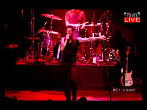 SIGHTS & SOUNDS:  Maroon 5 Live in Manila 2012