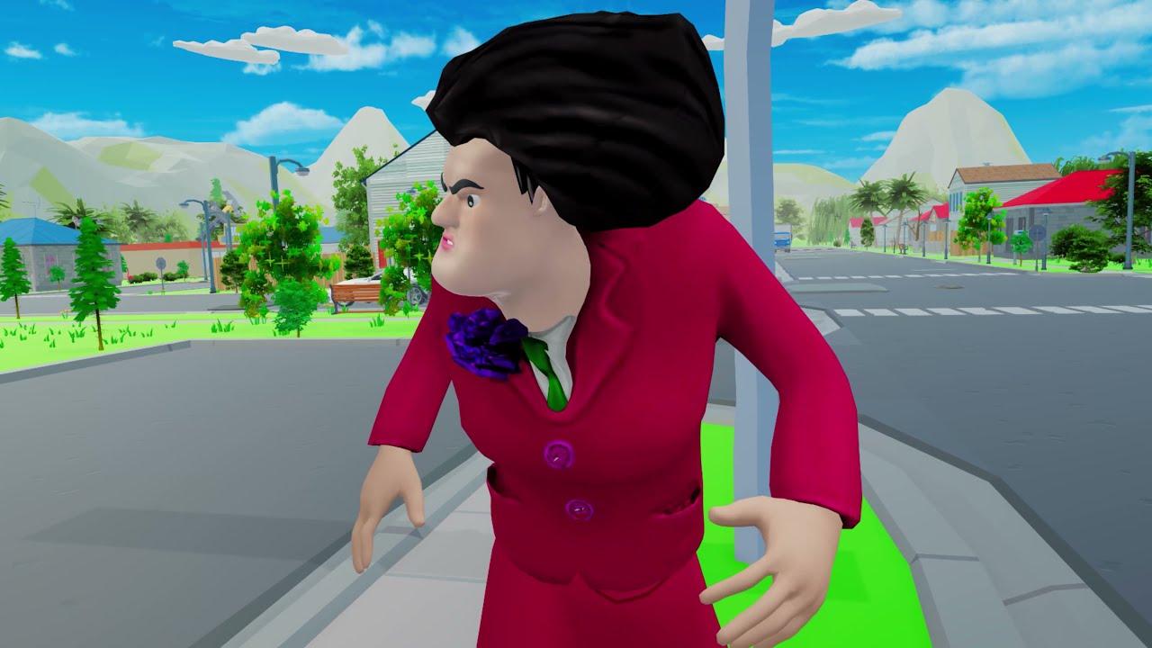 Ice Cream Troll Scary Teacher - Best of Troll Miss T Compilation | Couple Prank | Scary Teacher 3D