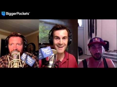 Creative Finance and Gaining a Millionaire Mindset with Pro BMX Rider Terry Adams | BP Podcast 134