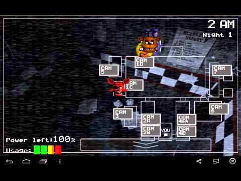 download cheat fnaf apk android mode