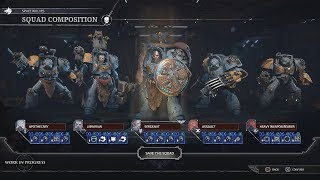 Space Hulk: Tactics - NEW 40K Game! Information!