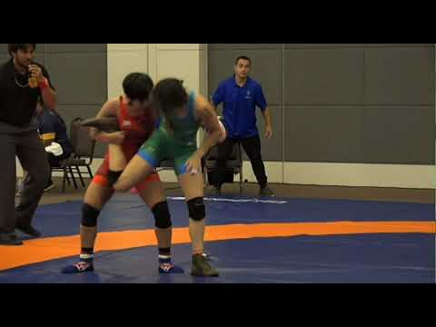 Top wrestlers meet at United World Wrestling Oceania Championship