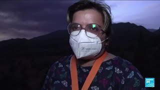 No end in sight to volcanic eruption on Spain's La Palma • FRANCE 24 English