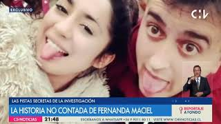 Caso Fernanda Maciel, mas cerca de la verdad ?