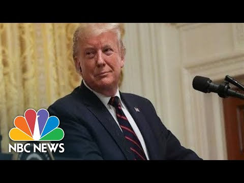 Watch Live: Trump Speaks At Italian-American Reception At White House | NBC News