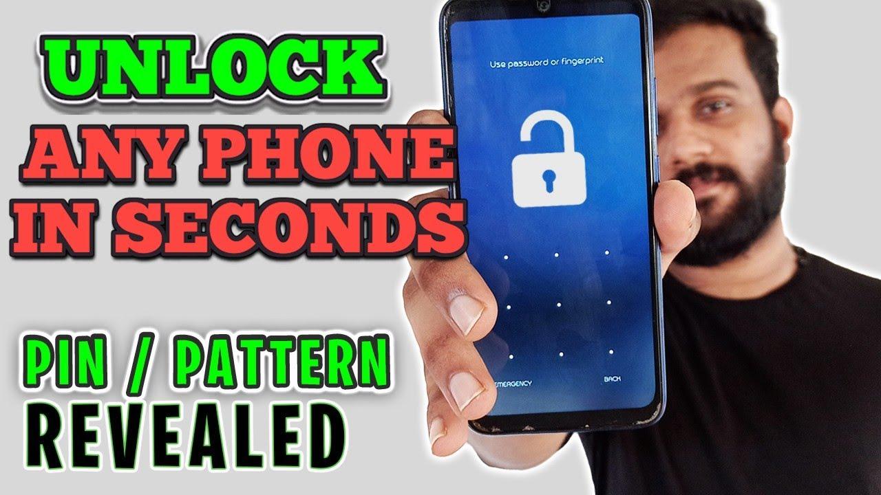 Download UNLOCK Any Phone in Seconds Pin/Pattern Mentalism Magic Trick Revealed Malayalam Visual Magix
