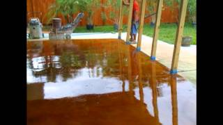 Acid Staining Fort Lauderdale