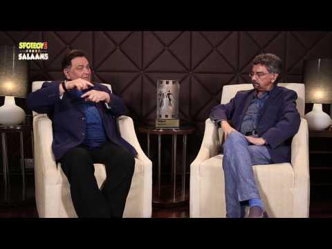 Rishi Kapoor: I troubled Shakun Batra a lot | SpotboyE Salaams Winner Speaks