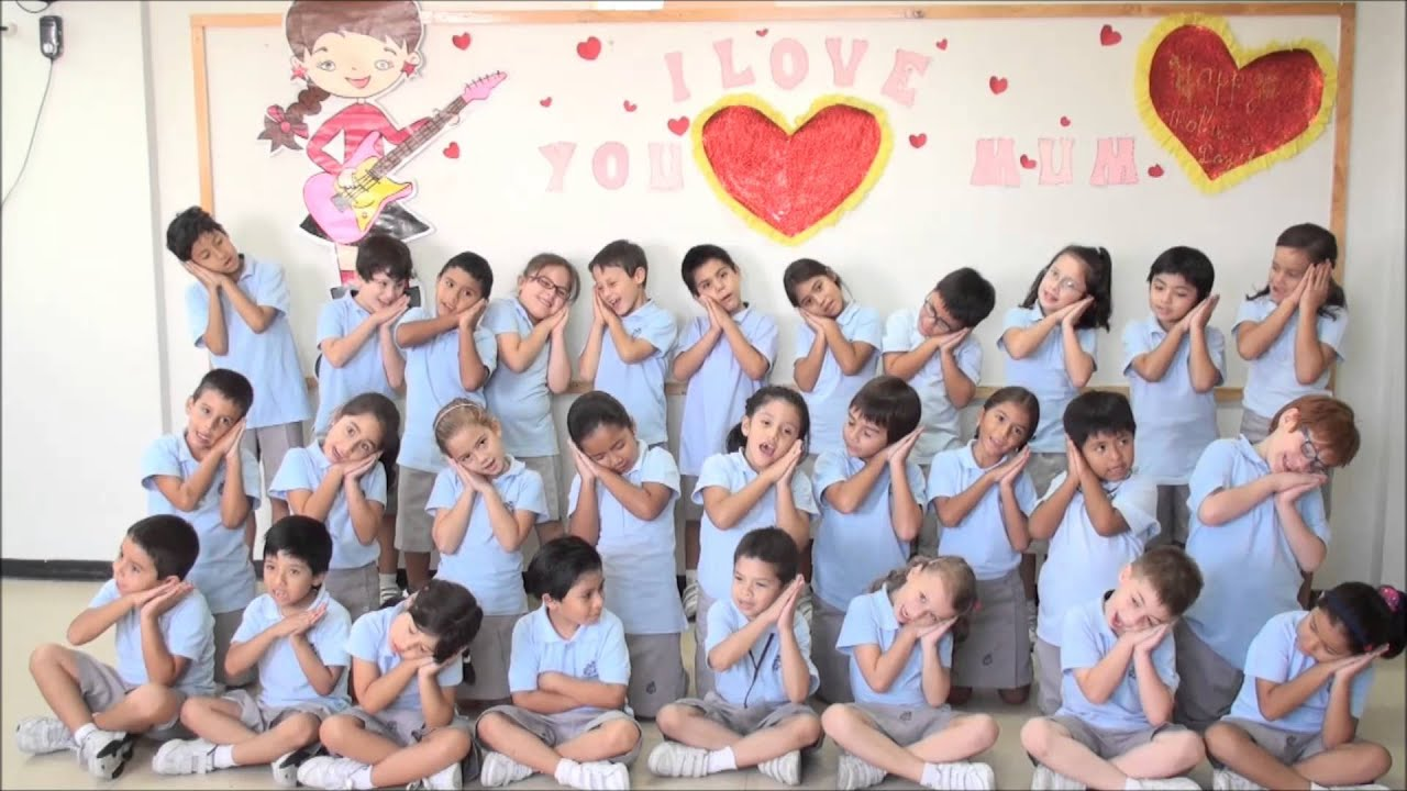 St. George's College | Mother's Day 2013 | Grade 1 Puppies - YouTube