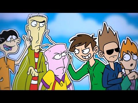 Eddsworld vs Ed Edd 'n Eddy - Epic Cartoon Made Rap Battles Season 2