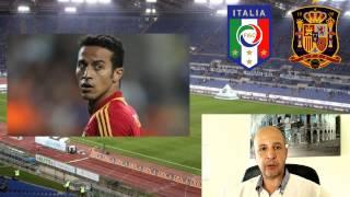 Italia Spagna Under 21 Primo Tempo 1 3 - Finale Campionato Europeo 2013