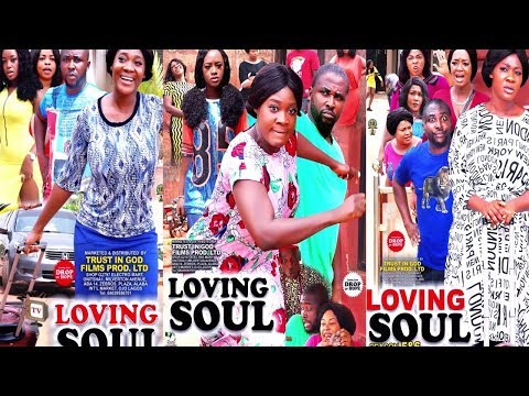 "New Hit Movie ""LOVING SOUL"" Mercy Johnson 2019 Latest Nigerian Nollywood  Movie"