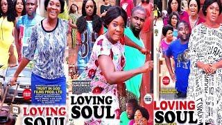 New Hit Movie quotLOVING SOULquot Mercy Johnson 2019 Latest Nigerian Nollywood  Movie