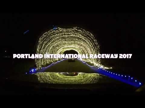 Winter Wonderland Portland International Raceway (PIR) 2017 Christmas Lights