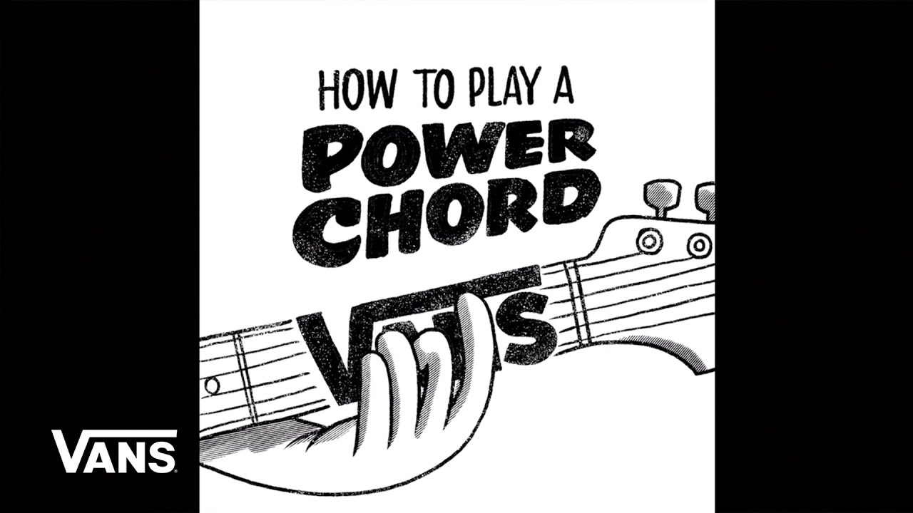How To Play a Power Chord with Culture Abuse | Music | VANS
