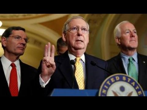 Republicans claim victory over CBO score of health care bill
