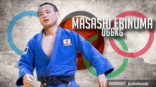 Masashi Ebinuma - The Judo Kiler