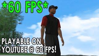[60 FPS] Dolphin Emulator 4.0-4589 | Tiger Woods PGA Tour 06 [1080p HD] | Nintendo GameCube