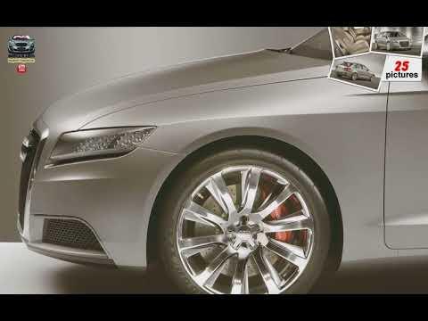 Audi   Roadjet Concept  ( 2006 )