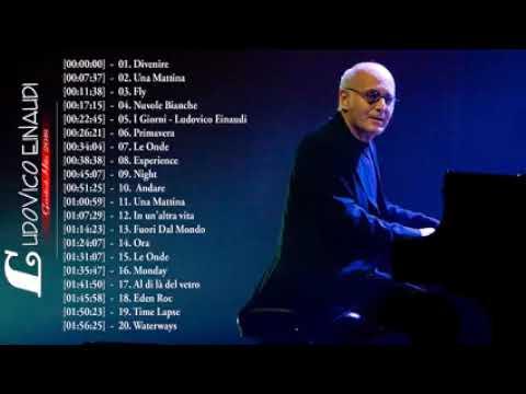 Ludovico Einaudi Greatest Hits Album 2018 Best Songs Of Ludovico Einaudi Hq Hd Youtube