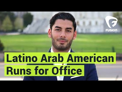 Meet the 28-Year-Old Latino Arab American Running for Congress